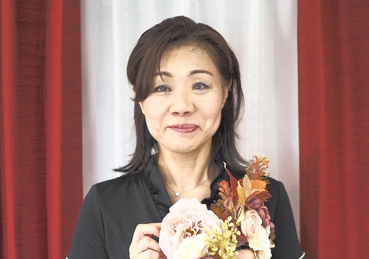 杜山 美穂 さん